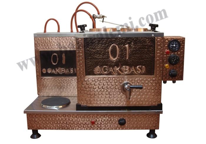 Elektrikli Çay Kazanı