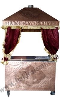 Kahveci Güzeli - Ön Cephe
